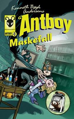 Antboy. Maskefall