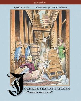 Jochen´s year at Bryggen
